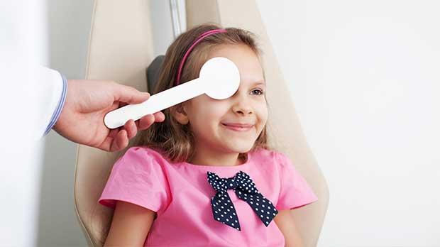 Visita oculistica pediatrica Roma